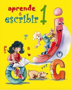 AE1- Aprende a escribir 1 978-84-95311-61-0 Mestas Ediciones