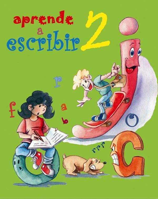 AE2- Aprende a Escribir 2 978-84-95311-62-7 Mestas Ediciones