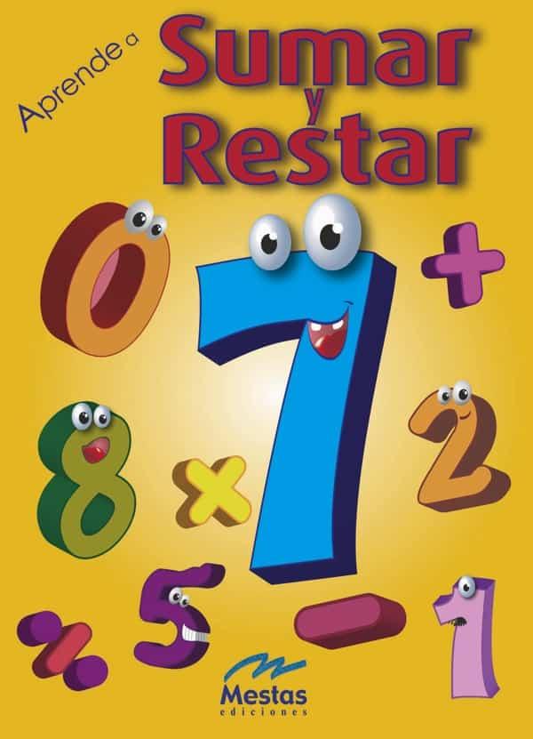 AS1-aprende a sumar y restar 978-84-95994-94-3 Mestas Ediciones