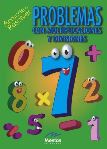 AS4- Problemas de multiplicar y dividir 978-84-95994-97-4 Mestas Ediciones