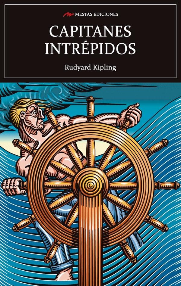 C102- Capitanes intrépidos Kipling 978-84-17244-79-8 Mestas Ediciones