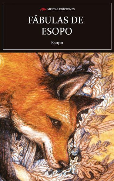 C103- Fábulas de esopo 978-84-17782-10-8 Mestas Ediciones