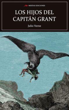 C109- Los hijos del capitan Grant Julio Verne 978-84-17782-20-7 Mestas Ediciones