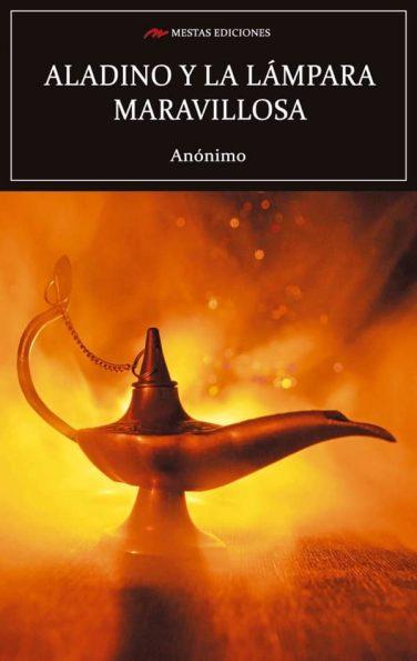 C121- Aladino y la lampara maravillosa 978-84-17782-32-0 Mestas Ediciones