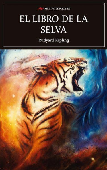 C122- El libro de la selva Kipling 978-84-17782-33-7 Mestas Ediciones
