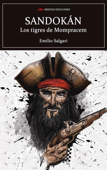 C123- Sandokán Emilio Salgari 978-84-17782-82-5 Mestas Ediciones