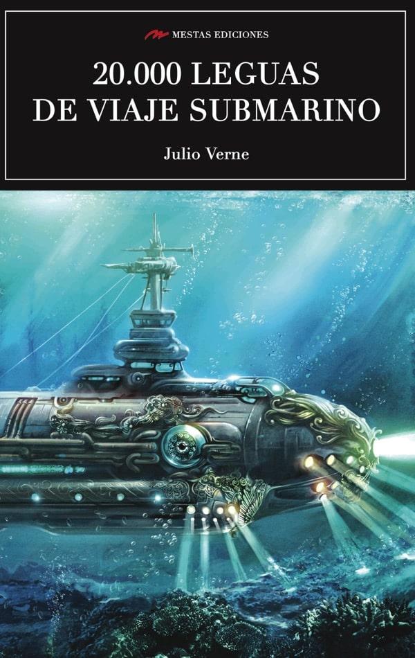 C14- 20.000 leguas de viaje submarino julio verne 978-84-16775-14-9 mestas ediciones