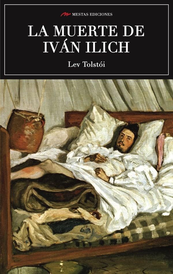 C23- La muerte de Ivan Illich lev tostói 978-84-16365-95-1 mestas ediciones