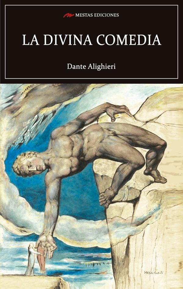 C24- La divina comedia Dante Alighieri 978-84-16775-64-4 mestas ediciones