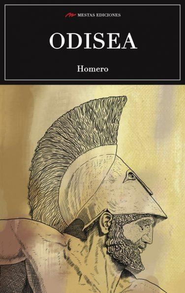 C26- Odisea Homero 978-84-92892-83-9 mestas ediciones