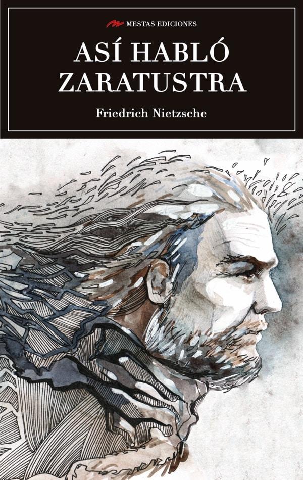 C31- Así habló Zaratustra Friedrich Nietzsche 978-84-16365-53-1 mestas ediciones