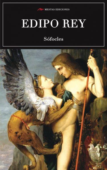 C35- Edipo rey Sófocles 978-84-16775-58-3 mestas ediciones
