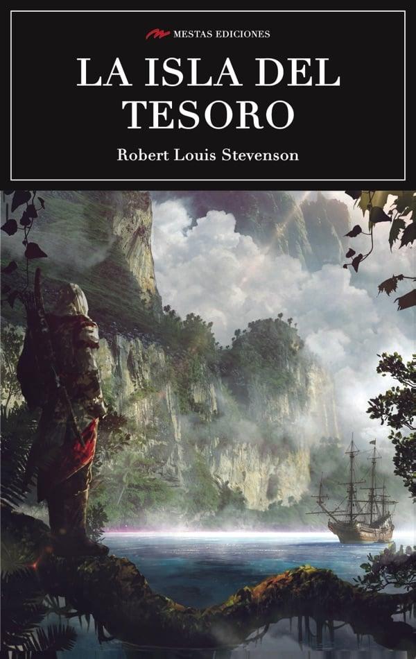 C38- La isla del tesoro Robert L. Stevenson 978-84-16365-90-6 mestas ediciones