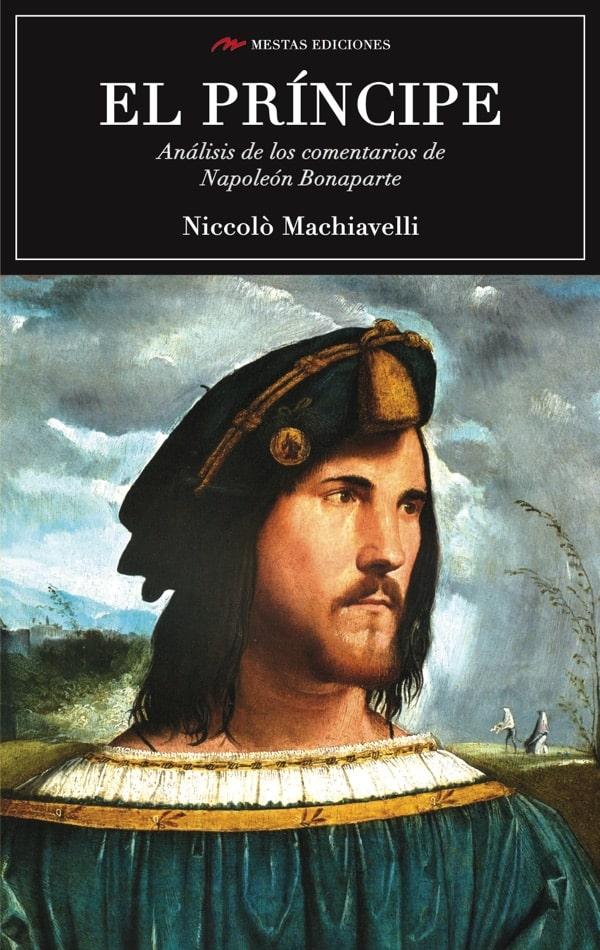 C4- El principe de maquiavelo napoleon bonaparte 978-84-92892-64-8 mestas ediciones