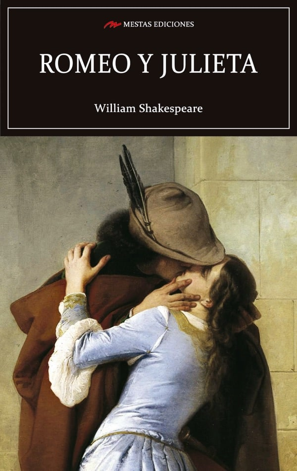 C40- Romeo y Julieta William Shakespeare 978-84-16775-41-5 mestas ediciones