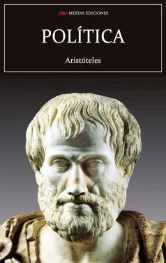 C48- Política Aristóteles 978-84-16775-37-8 Mestas Ediciones