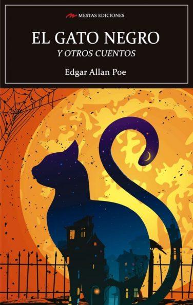 C56- el gato negro y otros cuentos Edgar Allan Poe 978-84-16775-12-5 Mestas Ediciones