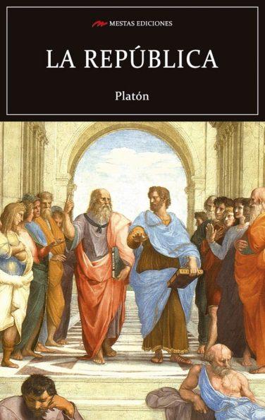 C57- la república Platón 978-84-16365-25-8 Mestas Ediciones