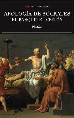 C58- Apología de Sócrates - el banquete - critón Platón 978-84-16365-58-6 Mestas Ediciones