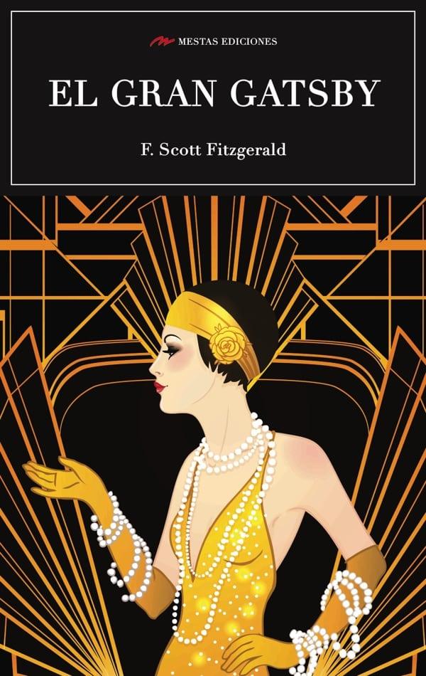 C6- El Gran Gatsby F. Scott Fitzgerald 978-84-92892-67-9 mestas ediciones