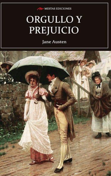 C60- Orgullo y prejuicio Jane Austen 978-84-16365-18-0 Mestas Ediciones