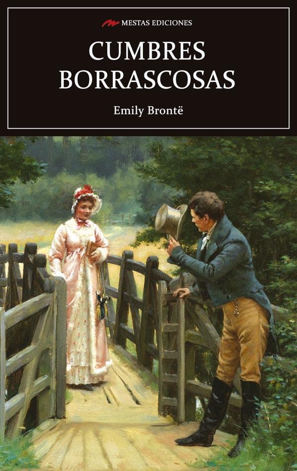 C61- Cumbres borrascosas Emily Brontë 978-84-92892-62-4 Mestas Ediciones