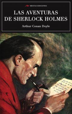 C82- Las aventuras de Sherlock Holmes Conan Doyle 978-84-16775-74-3 Mestas Ediciones