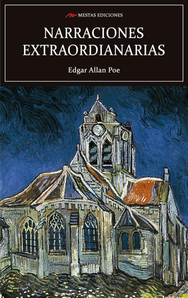 C84- narraciones extraordinarias Allan Poe 978-84-16775-87-3 Mestas Ediciones