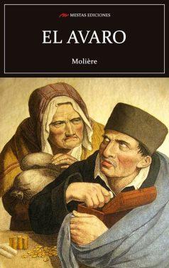C86- El avaro Molière 978-84-16775-89-7 Mestas Ediciones