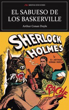 C93- El sabueso de los Baskerville Conan Doyle 978-84-17244-44-6 Mestas Ediciones