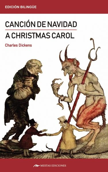 CB2- A christmas carol _ canción de Navidad Bilingüe 978-84-17782-01-6 Mestas Ediciones