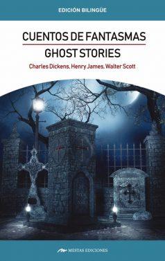 CB7- ghost stories cuentos de fantasmas Bilingüe 978-84-17782-06-1 Mestas Ediciones