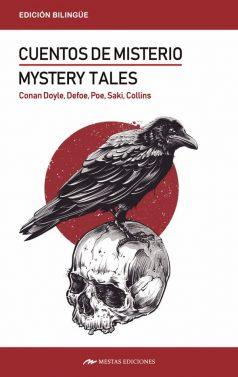 CB8- mystery tales_cuentos de misterio Bilingüe 978-84-17782-07-8 Mestas Ediciones