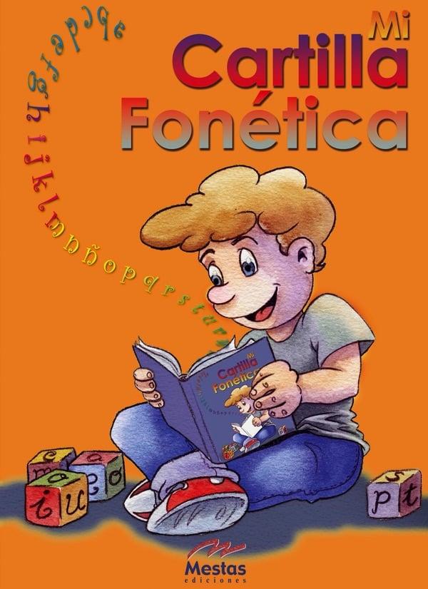 CF1- Cartilla fonética 978-84-95994-63-9 Mestas Ediciones
