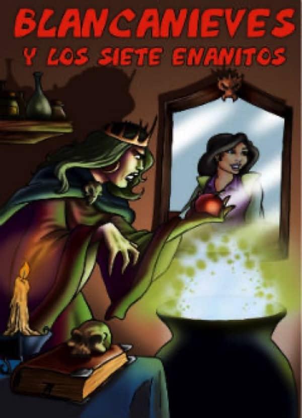 CI2-Blancanieves 978-84-95994-31-8 Mestas Ediciones