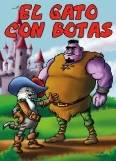 CI5-El-Gato-Con-Botas 978-84-95994-33-2 Mestas Ediciones