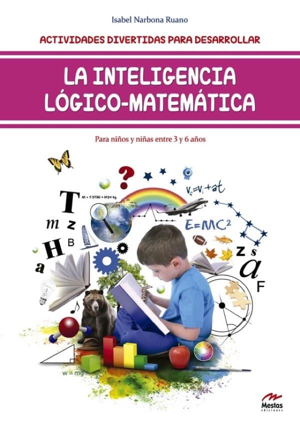 DTI3- Inteligencia-lógico-matemática-de-3-a-6-años Isabel Narbona 978-84-16775-00-2 Mestas Ediciones