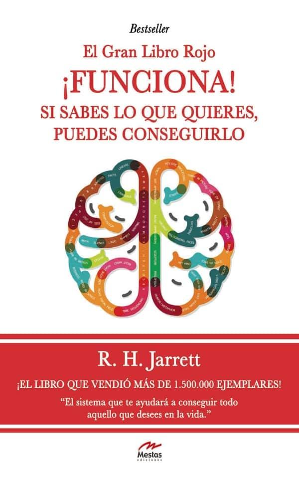 LR1- Funciona si sabes lo que quieres, puedes conseguirlo R. H. Jarret 978-84-92892-53-2 Mestas Ediciones