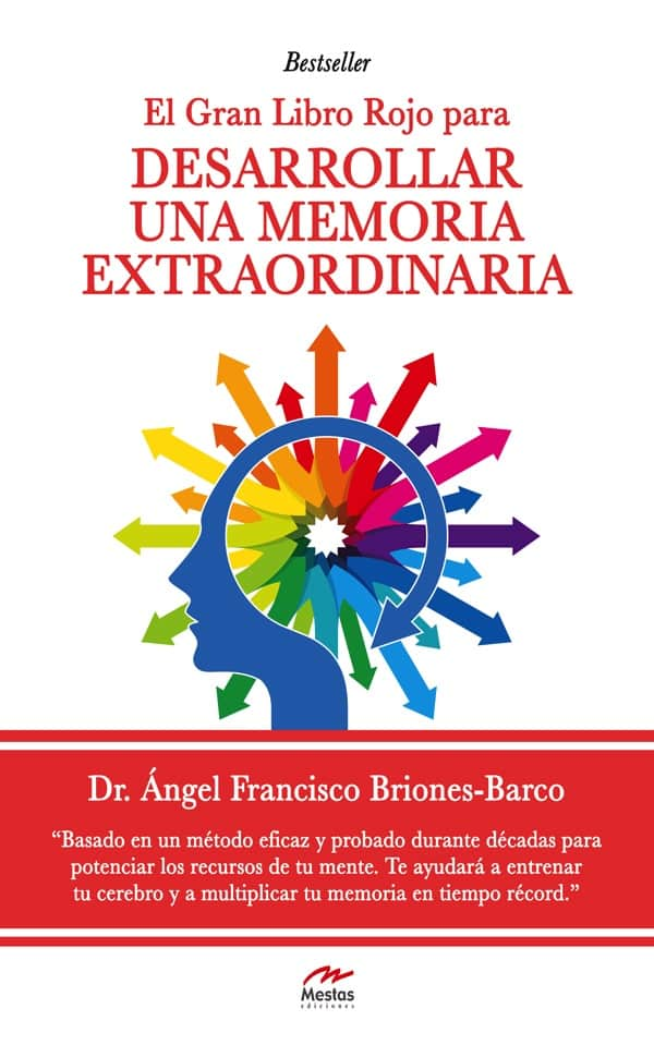 LR5- Desarrolla tu Memoria Ángel Briones Barco 978-84-16365-50-0 Mestas Ediciones