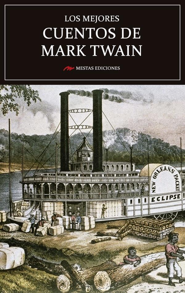 MC11- Los mejores cuentos de Mark Twain 978-84-16775-05-7 Mestas Ediciones