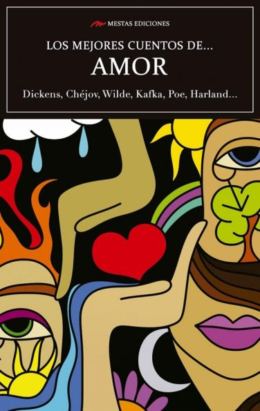 MC12- Los mejores cuentos de Amor Chéjov Poe Kafka Wilde 978-84-92892-89-1 Mestas Ediciones