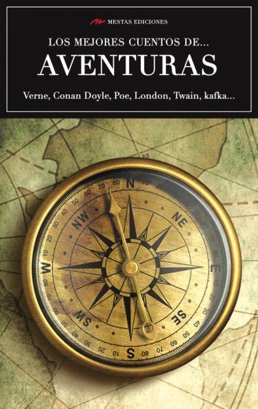 MC19- Los mejores cuentos de Aventuras Mark Twain, Julio Verne, Jack London 978-84-16775-48-4 Mestas Ediciones