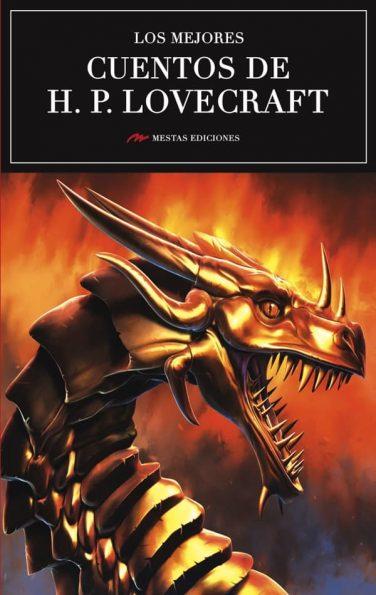 MC25- Los mejores cuentos de Lovecraft 978-84-17244-00-2 Mestas Ediciones