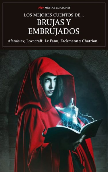 MC35- Los mejores cuentos de brujas y embrujados Lovecraft, Le Fanu 978-84-17782-18-4 Mestas Ediciones