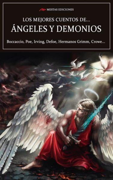 MC40- Los mejores cuentos de ángeles y demonios Irving, Poe, Conan Doyle 978-84-17782-37-5 Mestas Ediciones