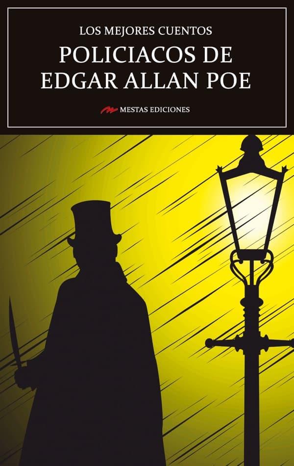 MC41- Los mejores cuentos policíacos de Edgar Allan Poe 978-84-17782-89-4 Mestas Ediciones