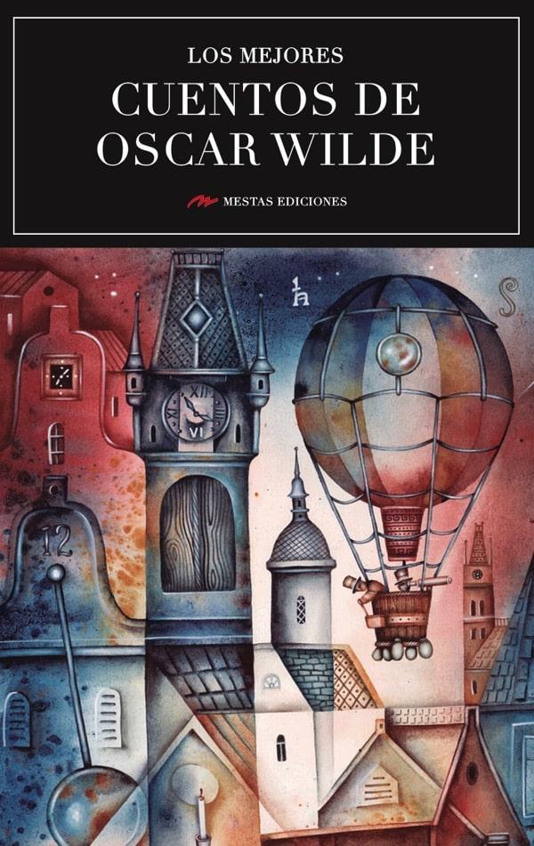 MC8- Los mejores cuentos de Oscar Wilde 978-84-92892-87-7 Mestas Ediciones