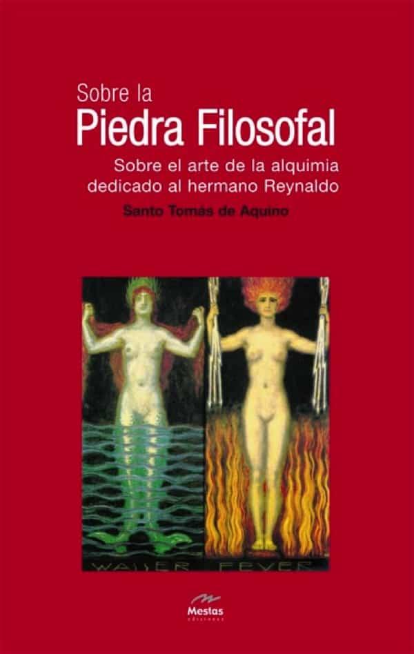NH6- Sobre la piedra_filosofal Santo Tomás de Aquino 978-84-95311-54-2 Mestas Ediciones