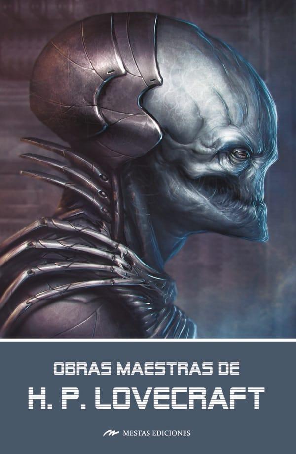 GC4- Obras maestras de H. P. Lovecraft 978-84-17782-42-9 Mestas Ediciones