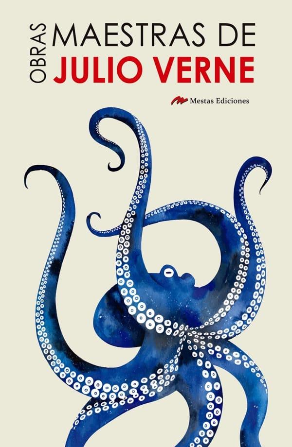 GC5- Obras maestras de Julio Verne 978-84-17782-43-6 Mestas Ediciones